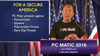 PCMatic.com TV Spot, 'PC Matic for President' - Thumbnail 5