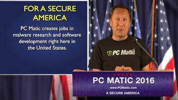 PCMatic.com TV Spot, 'PC Matic for President' - Thumbnail 7