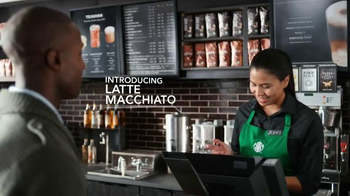 Starbucks TV Spot, 'Latte Macchiato vs. Flat White'