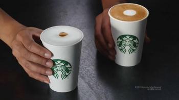 Starbucks TV Spot, 'Latte Macchiato vs. Flat White' - Thumbnail 10