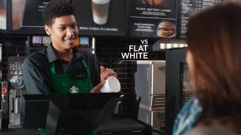 Starbucks TV Spot, 'Latte Macchiato vs. Flat White' - Thumbnail 2