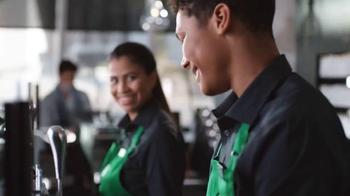 Starbucks TV Spot, 'Latte Macchiato vs. Flat White' - Thumbnail 7