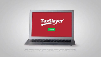 TaxSlayer.com TV Spot, 'Not a Tax Expert' - Thumbnail 5