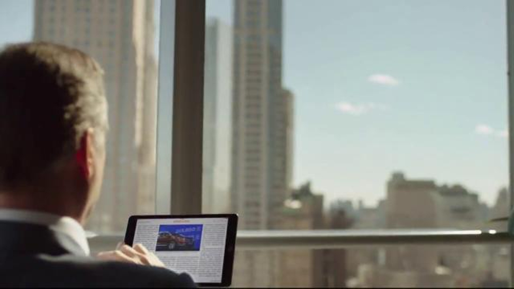 The Wall Street Journal App TV Commercial, 'Get Ahead' Song by Katie Herzig