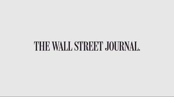 The Wall Street Journal App TV Spot, 'Get Ahead' Song by Katie Herzig - Thumbnail 1