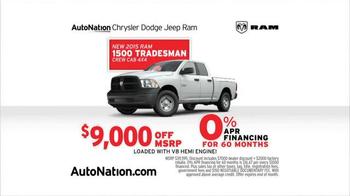 AutoNation Savings Event TV Spot, 'Comparison' - Thumbnail 3