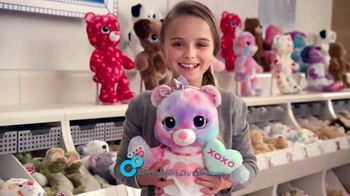 Build-A-Bear Workshop TV Spot, 'Share Your Heart' - 111 commercial airings