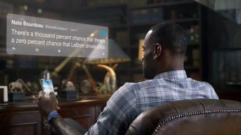 2016 Kia K900 TV Spot, '1,000 Percent' Featuring LeBron James