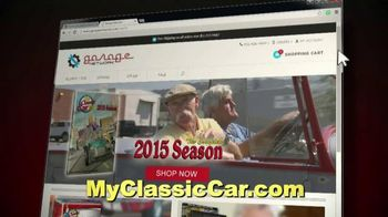 MyClassicCar.com TV Spot, 'DVDs'