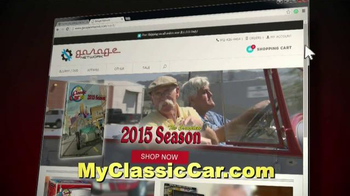 MyClassicCar.com TV Spot, 'DVDs' - 232 commercial airings