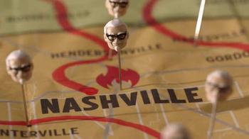 KFC Nashville Hot Chicken Tenders TV Spot, 'Polloville' [Spanish] - Thumbnail 4