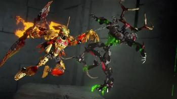 LEGO Bionicle TV Spot, 'Elemental Creatures'