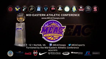 Mid-Eastern Athletic Conference TV Spot, '2016 MEAC Tournament' - Thumbnail 5