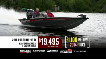 Bass Pro Shops Trophy Deals TV Spot, '2016 Boats' - Thumbnail 8