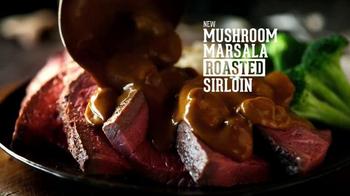 Outback Steakhouse Roasted Sirloin TV Spot, 'Roast & Slice' - Thumbnail 5