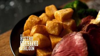 Outback Steakhouse Roasted Sirloin TV Spot, 'Roast & Slice' - Thumbnail 6