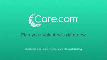 Care.com TV Spot, 'Valentine's Day Date' - Thumbnail 9