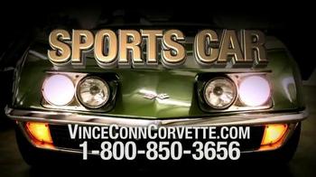 Vince Conn Corvette Sales TV Spot, 'Vintage 'Vettes' - Thumbnail 1