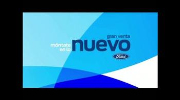 Ford Móntate En Lo Nuevo Gran Venta TV Spot, 'Tecnología' [Spanish] - Thumbnail 1