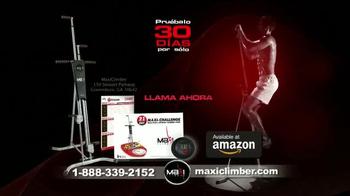 MaxiClimber TV Spot, 'Prueba el equipo de ejercicio' [Spanish] - Thumbnail 7