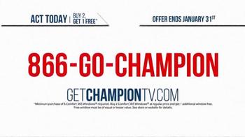 Champion Windows TV Spot, 'Survey' - Thumbnail 8