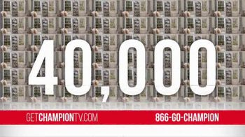Champion Windows TV Spot, 'Survey'