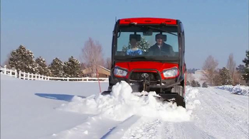 Kubota Get Set to Save Sales Event TV Spot, 'Snow' - Thumbnail 8