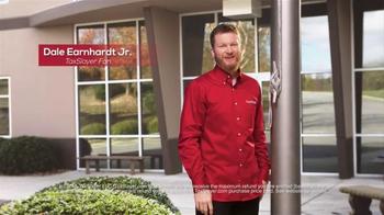 TaxSlayer.com TV Spot, 'Checkered Flag' Featuring Dale Earnhardt Jr. - Thumbnail 2