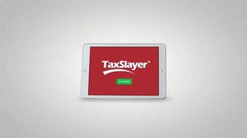 TaxSlayer.com TV Spot, 'Checkered Flag' Featuring Dale Earnhardt Jr. - Thumbnail 8