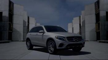 2016 Mercedes-Benz GLC TV Spot, 'Overachiever' - Thumbnail 9