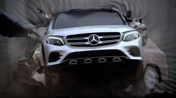 2016 Mercedes-Benz GLC TV Spot, 'Overachiever' - Thumbnail 2