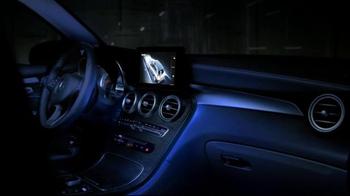 2016 Mercedes-Benz GLC TV Spot, 'Overachiever' - Thumbnail 4