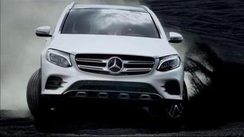 2016 Mercedes-Benz GLC TV Spot, 'Overachiever' - Thumbnail 5