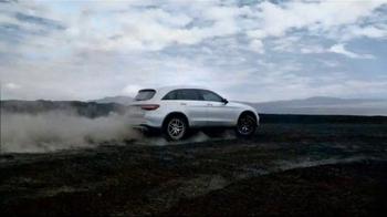 2016 Mercedes-Benz GLC TV Spot, 'Overachiever' - Thumbnail 7