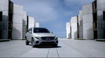 2016 Mercedes-Benz GLC TV Spot, 'Overachiever' - Thumbnail 8