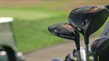 Cobra Golf King Drivers TV Spot, 'Kings & Legends' Featuring Rickie Fowler - 85 commercial airings