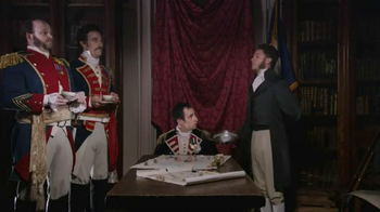 GEICO TV Spot, 'A&E: Napoleon's Headquarters' - Thumbnail 4