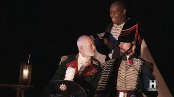 GEICO TV Spot, 'History Channel: War & Peace' - Thumbnail 10