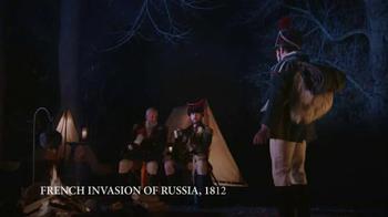 GEICO TV Spot, 'History Channel: War & Peace' - Thumbnail 2