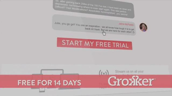 Grokker TV Spot, 'Get Fit, Feel Great' - Thumbnail 3