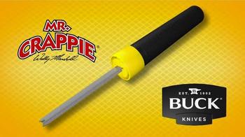 Buck Knives Mr. Crappie Fish Pick TV Spot, 'Hook Remover' - Thumbnail 4