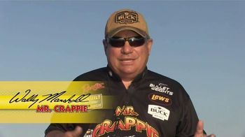 Buck Knives Mr. Crappie Fish Pick TV Spot, 'Hook Remover' - 169 commercial airings