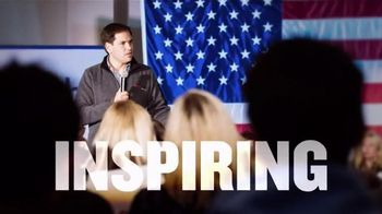 Conservative Solutions PAC TV Spot, \'Fear and Quoting\' Feat. Marco Rubio