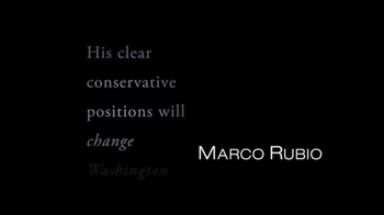 Conservative Solutions PAC TV Spot, 'Safer' Featuring Marco Rubio - Thumbnail 1