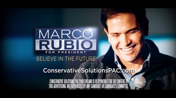 Conservative Solutions PAC TV Spot, 'Nobody Better' Featuring Marco Rubio - Thumbnail 10