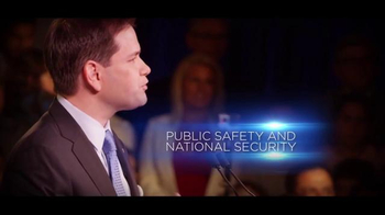 Conservative Solutions PAC TV Spot, 'Nobody Better' Featuring Marco Rubio - Thumbnail 4