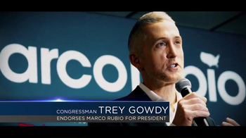 Conservative Solutions PAC TV Spot, 'Nobody Better' Featuring Marco Rubio - Thumbnail 6