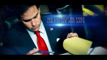 Conservative Solutions PAC TV Spot, 'Nobody Better' Featuring Marco Rubio - Thumbnail 7