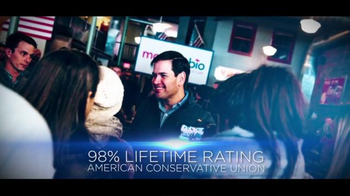 Conservative Solutions PAC TV Spot, 'Nobody Better' Featuring Marco Rubio - Thumbnail 8