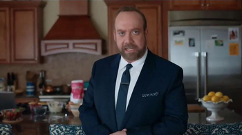 CenturyLink High-Speed Internet TV Spot, 'Hair & Makeup' Ft. Paul Giamatti